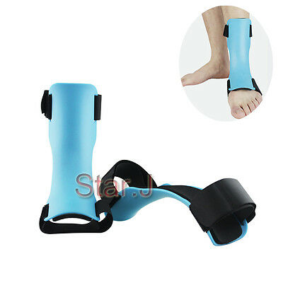Foot Drop Orthosis Brace Splint Ankle Achilles Support Night Sleep Protector