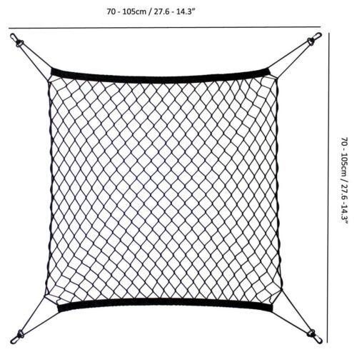 Rete Bagagliaio Auto Organizer Fermabagagli Car Cargo Net