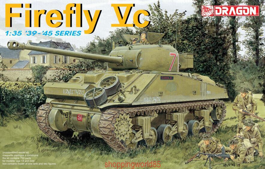 DRAGON 1 35 6182 '39-'45 Series Firefly Vc Tank