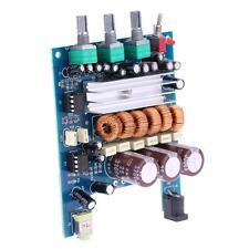 TPA3116 NE5532 Digital Power Subwoofer Amplifier Board Class D 50W+50W+100W D2W1