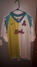 San Jose Clash Soccer Jersey Shirt Vintage Size XL San Jose Earthquakes MLS