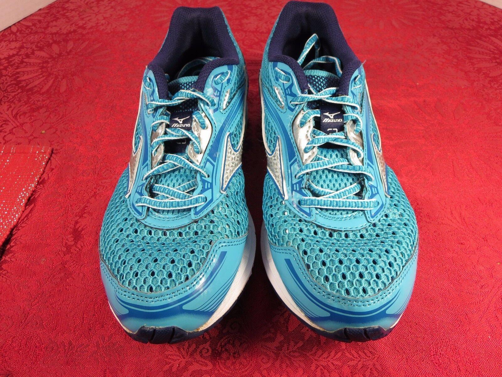Mizuno Wave Legend Marathon 3 Running CrossFit Fitness Marathon Legend Jog Shoes Women Sz 6.5 ecdc39