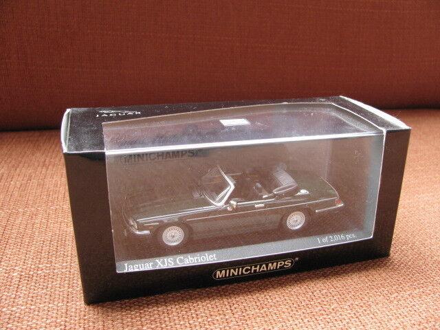 1 43 minichamps jaguar XJS cabriolet (1980) Diecast