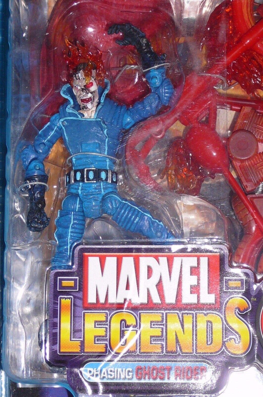 Marvel - legenden und ghost rider - serie vii (7) ghost rider johnny blaze phase