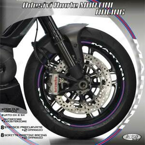 PROFILI-CERCHIO-ADESIVI-RUOTA-MARTINI-RACING-COMPATIBILE-TRIUMPH-SPEED-TRIPLE