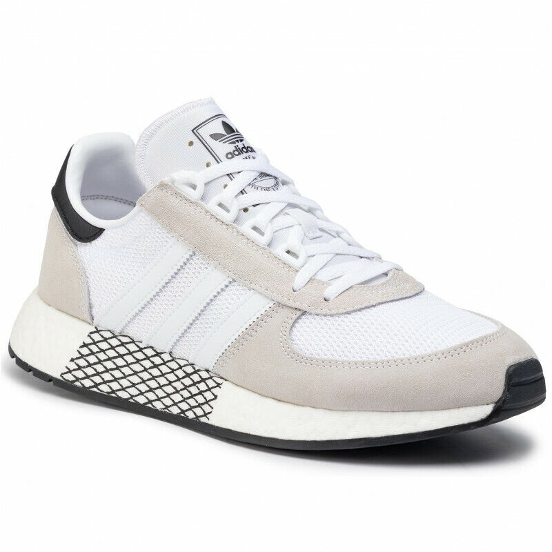 Adidas Originals maratón Tech ee4925 zapatillas señores zapatillas fashion Weiss
