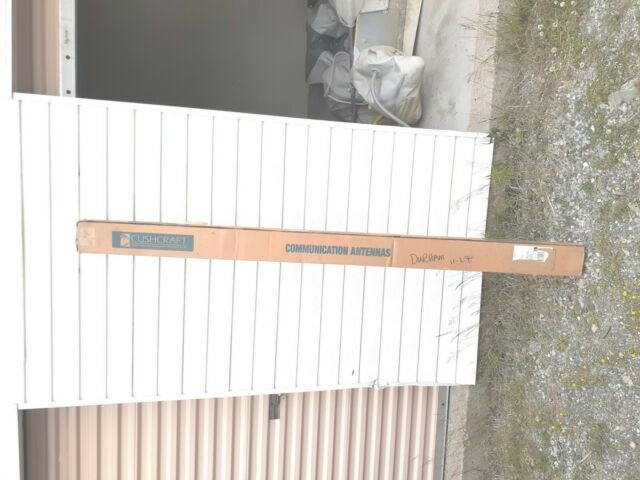 Cushcraft A148 10s 10 Element 2 Meter Yagi Antenna 144 148mhz For Sale Online Ebay
