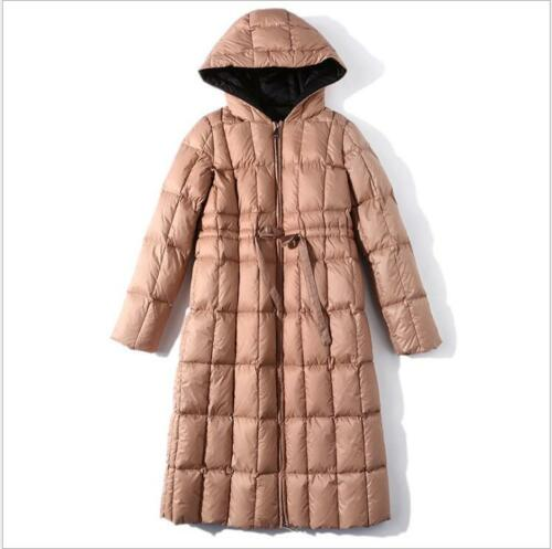 Thick Ny Jacket 5768 Hooded Vinter Warm Slim Kvinder Coat Duck Down Outwear IHR7qwx0T