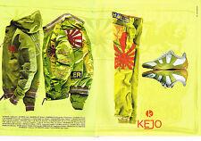 PUBLICITE ADVERTISING 025  2005  KEJO   pret à porter spot baskets ( 2p)