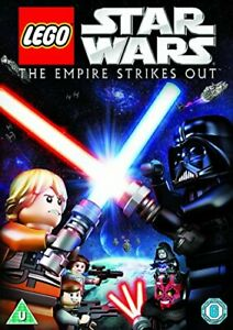 LEGO-Star-Wars-The-Empire-Strikes-Out-DVD-Region-2