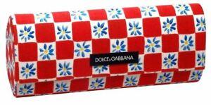 Dolce-amp-Gabbana-Authentic-Sunglass-Case-11-Colors-Choose-Leopard-Velvet-Gold-amp-More