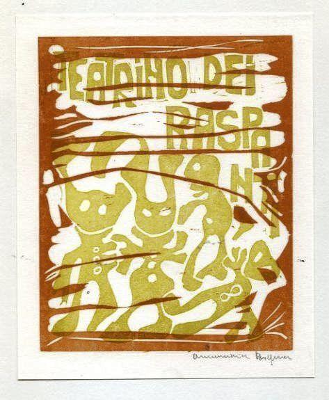 100% Verdadero Ex Libris Congresso Budapest 1970 B 1266 Pasqua Anna Maria Tienda Online