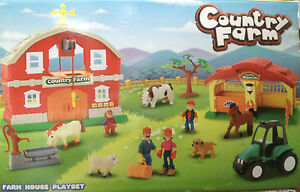 country farm farm house playset 30824 keenway great gift