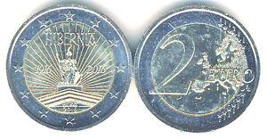 2 Euro Commémorative 2016 Irlande 100 Ans État De Pâques