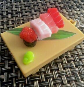 Details about Oh My! Miniature Sushi Set! Fun mini set ikura (fish eggs) &  Tuna from Japan