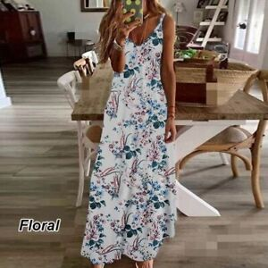Summer-Floral-Long-Sleeve-Maxi-Cocktail-Party-Casual-Dresses-Long-Fashion-Womens