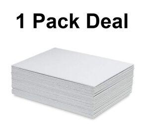 1 X 25 X 30cm 10 X 12 Plain Blank Canvas Board Frame Cotton