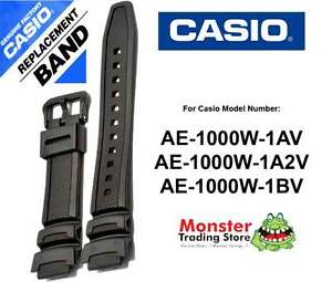 CASIO-WATCH-BAND-REPLACEMENT-ORIGINAL-ONLY-FITS-AE-1000W-AE1000-AE1000W