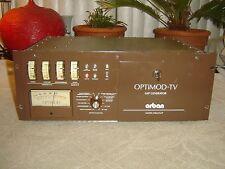 Orban 8182A/SAP, Original, Optimod-TV, SAP Generator Compressor Limiter, Vintage