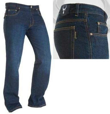 Bull it Covec Motorcycle//Scooter Riding Racing Summer Jeans Free Knee /& Thai 36