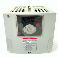 Ls Sv037ig5a 2 Variable Frequency Drive 3 Phase 230v