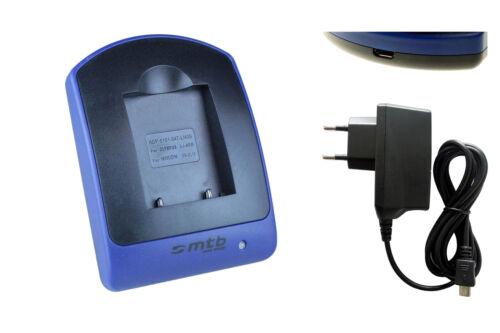 Caricatore USB//Rete D-Li108 p LS1100// M90 Pentax Efina // Optio LS465 LS1000