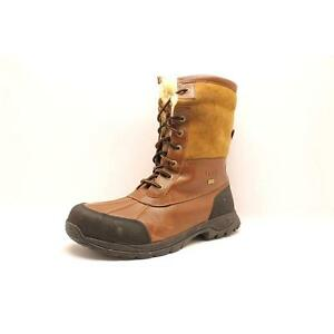 6a162941247 UGG Australia Butte 5521 Waterproof Worchester Leather BOOTS Mens Size 11.5  US