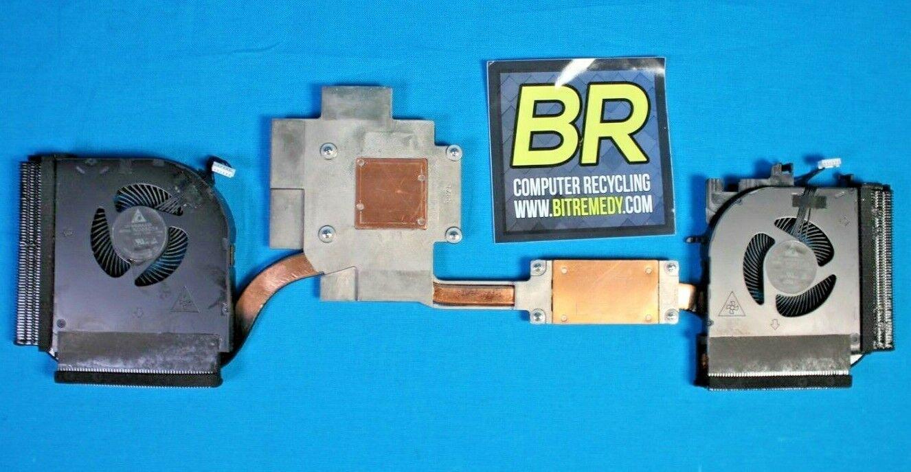 Lenovo Thinkpad P52 FAN & HEATSINK 01HY785 018Y786