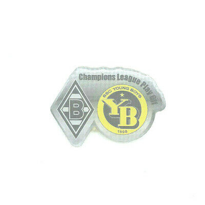 Borussia M'gladbach BSC Young Boys Pin Logo Anstecker Fussball Bundesliga #168   eBay