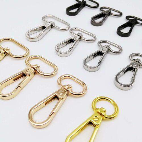 Swivel Hand Bag Shoulder Strap Belt Dog Chain Clasp Clip Buckle Trigger Hook