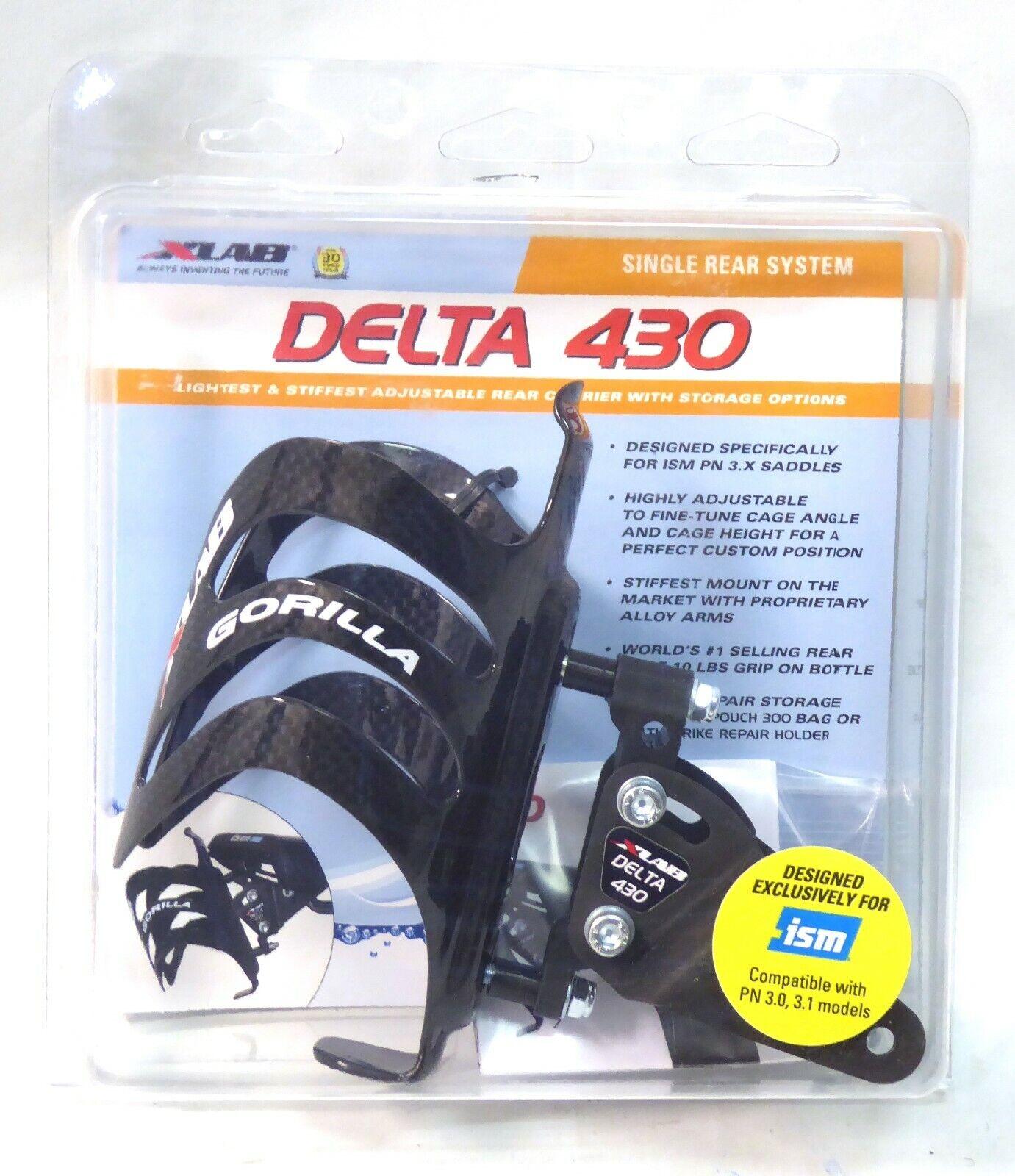 Xlab Delta 430 Cochebono Jaula Solo Sistema Trasero x-Lab