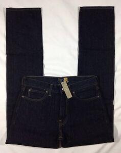 resina 770 Denim J Jeans effetto Crew Nwt Jeans 28x32 grinza in TwAq0tan