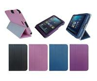 For Motorola Droid Xyboard 8.2 Tablet Pu Leather Folding Folio Skin Cover Case