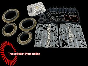 Ford / Volvo Powershift 6DCT450 MPS6 Piston, Filter & Overhaul Gasket Repair Kit
