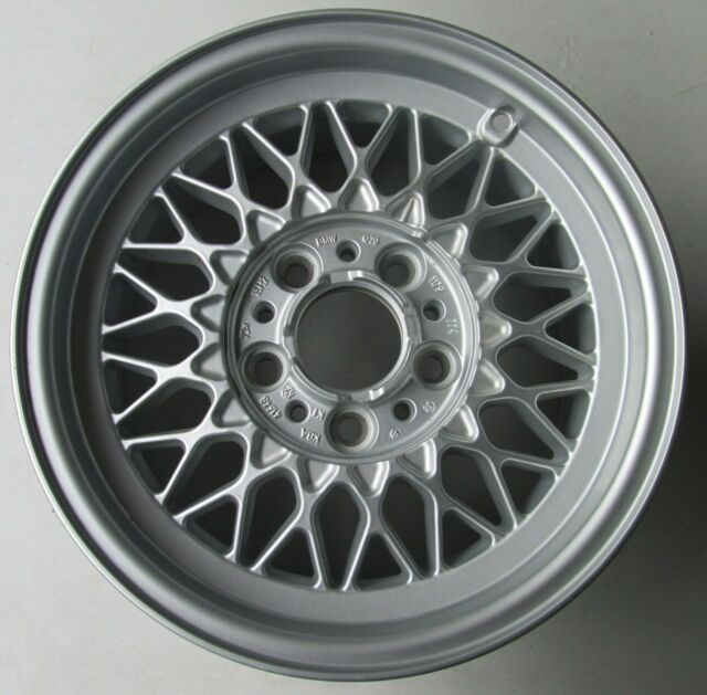 "BMW 525i 530i 535i 540i 635CSi 15/"" Factory OEM Wheel Rim 36111179774"