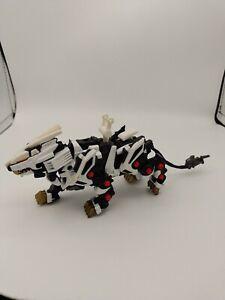 2002 Hasbro Tomy Zoids White Liger Zero Action Figure EUC Free Shipping