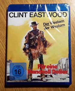 Fuer-eine-Handvoll-Dollar-Blu-ray-NEU-OVP-Eingeschweisst