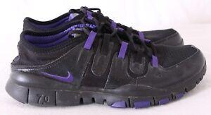 Nike 354175-052 Free 7.0 Athletic Black Training Running Sneakers Women's US 7.5