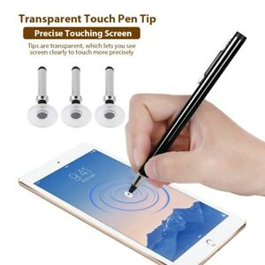 3Pcs-Thin-Tip-Capacitive-Touch-Screen-Stylus-Pen-Fine-Point-Round-For-DAGi-JOT