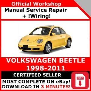 Beetle repair manual pdf vw