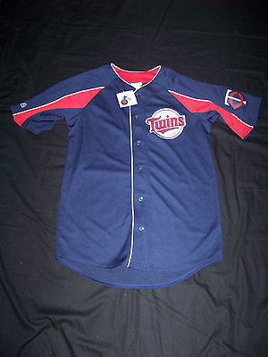 Majestic Men's Minnesota Twins Jersey NWT