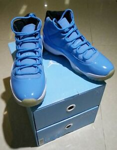 3e3ee1de9ea0 NEW WITH ORIGINAL DOUBLE-DECK BOX AIR JORDAN 11 RETRO PANTONE US 8.5 ...