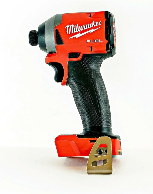 Milwaukee 2853-20 M18 FUEL 18-Volt 1/4 in. Cordless Hex Impact Driver Bare Tool