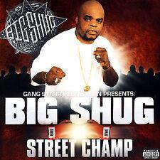 BIG SHUGG Street Champ CD Gang Starr Foundation