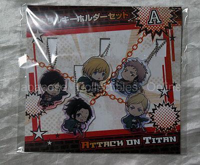 Attack on Titan Exhibition Final Limited Trump Japan Rare