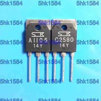 2SA1694 /& 2SC4467 SANKEN TRANSISTOR A1694 /& C4467 1 COPPIA 2pcs