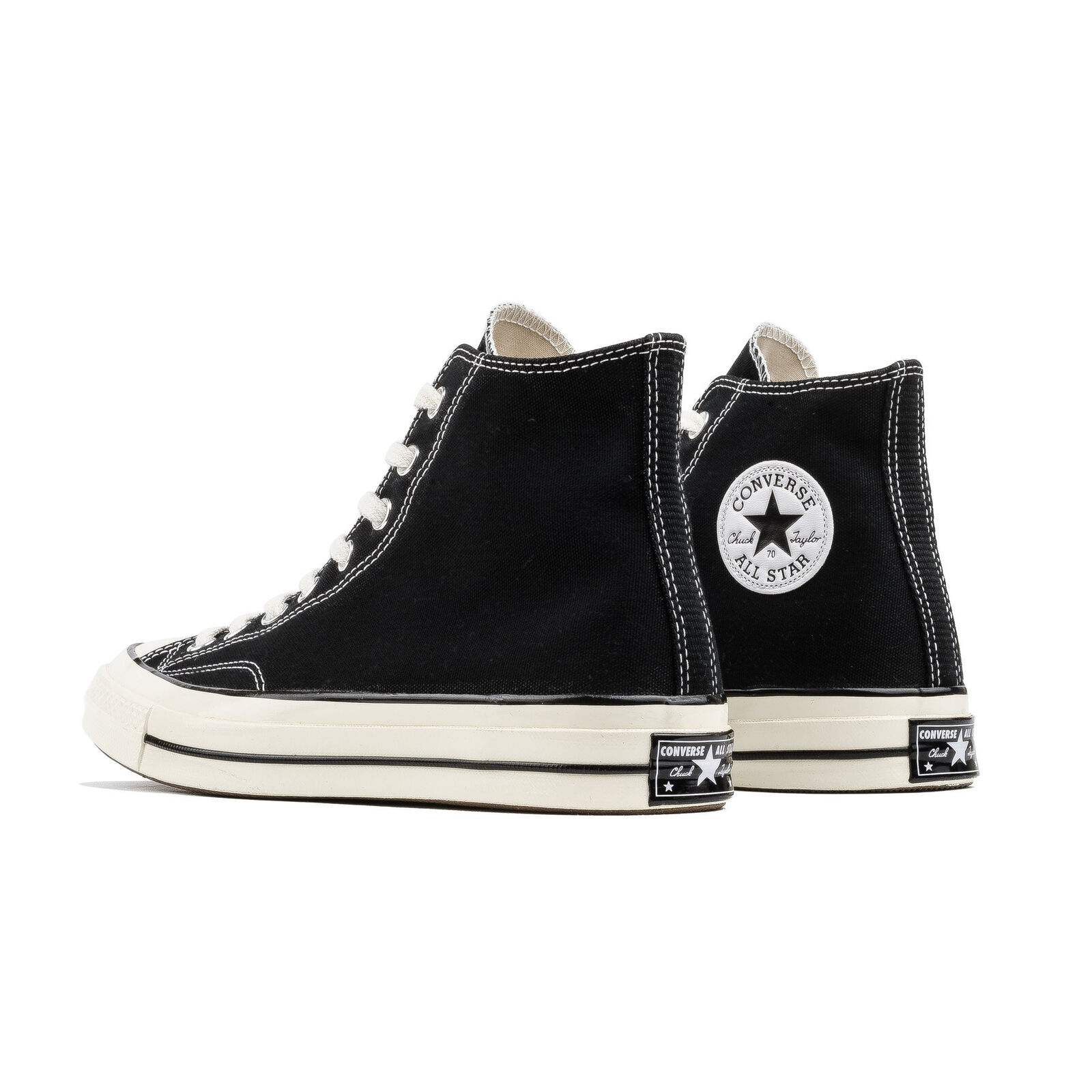 Converse Chuck Taylor All Star Hi 1970s 70s Noir Label First String 162050C