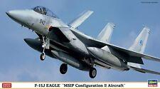 Sealed Box Ltd Edition Hasegawa 1/72 F-15J Eagle MSIP Configuration II Aircraft