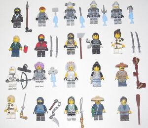 Lego-Minifigure-Figurine-Ninjago-Movie-Le-Film-Choose-Minifig-NEW