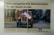 Werbeanzeige/advertisement A4: Ältere Autos zu Bosch-Dienst 1987 (080316251)